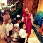 Новогодний праздник для детей!