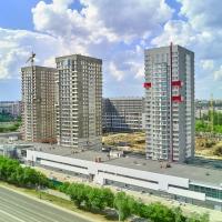 """Старт продаж нового дома - 13 стр - в ЖК """"Манхэттен"""""""