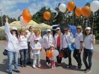 АН «РиэлтСтройком» на «Зеленом марафоне»