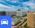 Парковочное место Академика Сахарова, 30-А