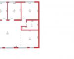 1 этажный дом Альпийская, 6
