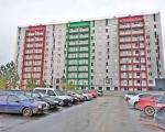 2 комн. квартира Вишневая, 2