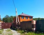 2 этажный дом Сосновский район, посёлок Прудный, улица Сиреневая, 52
