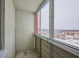 Вид из квартир с балкона.