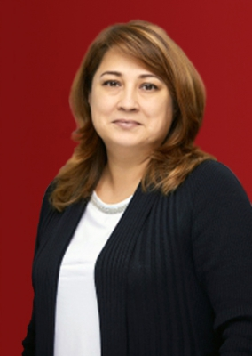 Эльвина Абдулина